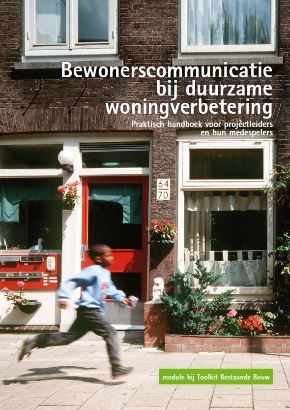 Bewonerscommunicatie duurzame woningverbetering