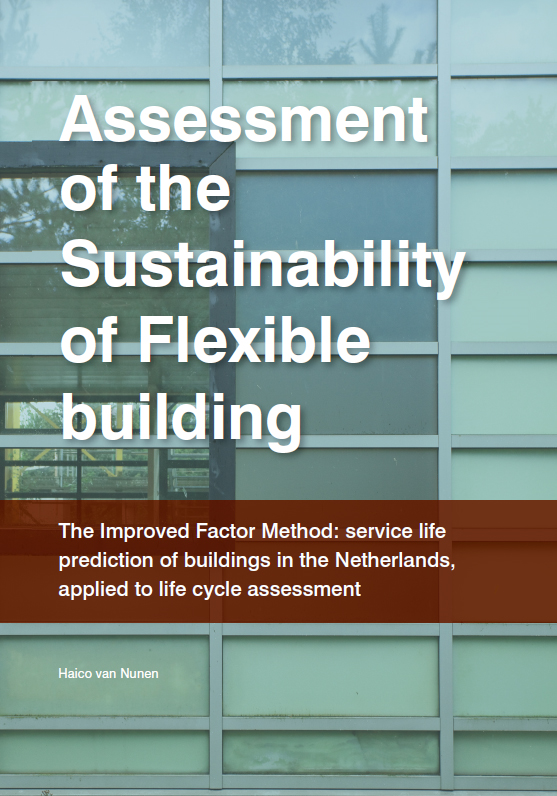 Assessment of the Sustainability of Flexible Building